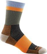 Darn Tough Men's Heady Stripe Micro Crew Light Cushion Socks X-Large