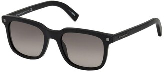 Ermenegildo Zegna 51mm Square Sunglasses
