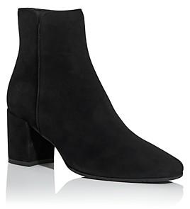 Aquatalia Women's Denisse Weatherproof Block Heel Booties