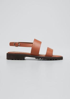 Manolo Blahnik Gad Slingback Sport Sandals