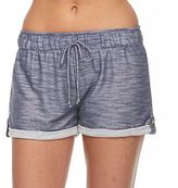 Porto Cruz Women's Portocruz French Terry Cover-Up Shorts