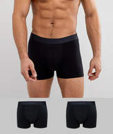 Selected Boxers 2 PACK Black