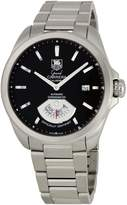 Tag Heuer Men's Grand Carrera Automatic Calibre 6 Rs Watch Black WAV511A.BA0900