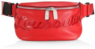 Christian Louboutin Marie Jane Logo Leather Belt Bag