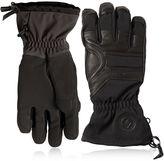Black Diamond Patrol Insulated Leather Mountain Gloves