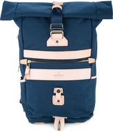 As2ov - contrast large backpack - men - Nylon - One Size