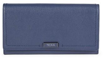 Tumi Leather Envelope Wallet
