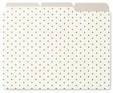 Kate Spade 'Bikini Dot' File Folder - Ivory