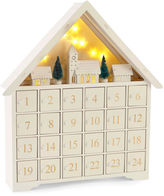 North Pole Trading Co. Nordic Frost Christmas Town Advent Calendar