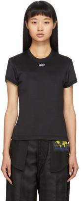 Off-White Black Tiny T-Shirt