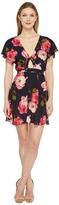 Brigitte Bailey Joelle Dress with Front Tie Women's Dress