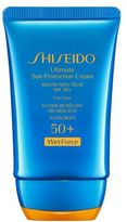 Shiseido Ultimate Sun Protection Cream SPF 50+ WetForce/ 2 oz.