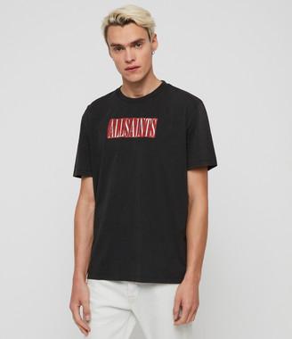 AllSaints Integers Crew T-Shirt