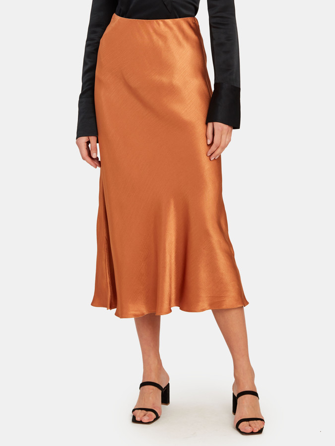 Bec & Bridge Lana Midi Skirt