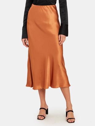 Bec & Bridge Lana Midi Skirt
