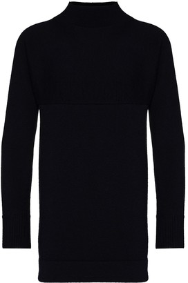 Maison Margiela Mock Neck Jumper