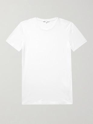 Ermenegildo Zegna Stretch-Modal T-Shirt - Men - White
