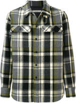 Holland & Holland checked overshirt