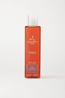 Aromatherapy Associates Rose Shower Oil, 250ml