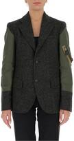 Thumbnail for your product : Comme des Garçons Comme des Garçons Contrast Panelled Jacket