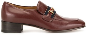 Gucci Interlocking G Horsebit loafers