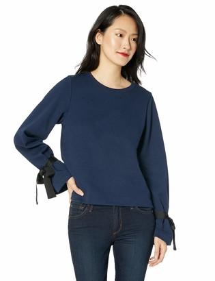 J.Crew Mercantile Women's Sweatshirt with Tie Sleeve