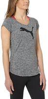 Puma Her Heather Cat T-Shirt