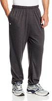 Russell Athletic Men's Big & Tall Cotton Jersey Pull-on Pant, Heather,2X