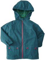 Little Green Radicals Fisherman Jacket (Toddler/Kid) - Biscan Bay-3-4 Years