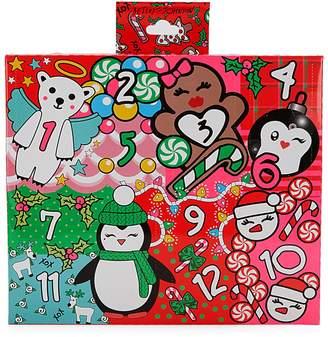 Betsey Johnson 12-Pack Holiday Crew Socks
