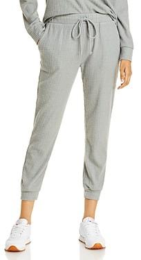 Aqua Waffle Knit Jogger Pants - 100% Exclusive