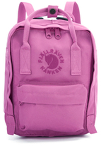 Fjallraven Rekanken Mini Backpack - Pink Rose