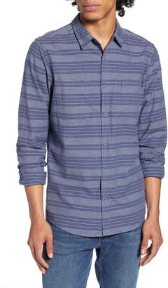 Hurley Armstrong Stripe Button-Up Shirt