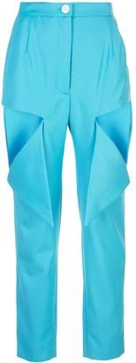 Natasha Zinko Cut-Out Detail Trousers