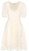 Saint Laurent Lace Dress