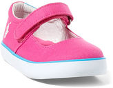 Ralph Lauren Pamela Canvas Sneaker