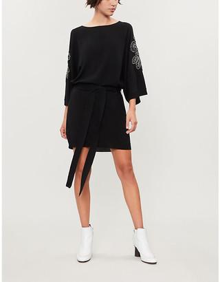 Pinko Brassavola wool dress