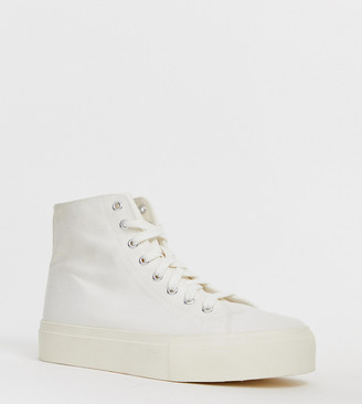 Dakota ASOS DESIGN chunky hi top sneakers