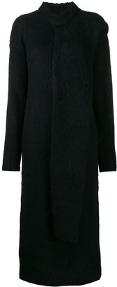 Lemaire Tied Neck Jumper Dress