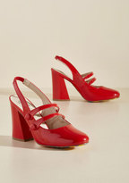 Banned Sensational by Design Heel in Cherry