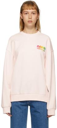 Martine Rose Pink B-Perran Sweatshirt
