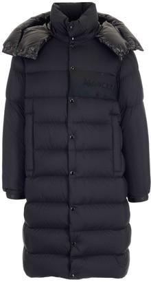 Moncler Padded Long Down Coat