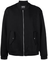 Markus Lupfer embroidered bomber jacket - men - Cotton/Spandex/Elastane/Lyocell/Viscose - M