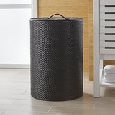 Crate & Barrel Sedona Black Hamper