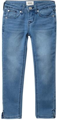 Hudson 23 Indigo Knit Ankle Skinny Jeans