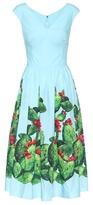 Dolce & Gabbana Exclusive to mytheresa.com – printed cotton dress