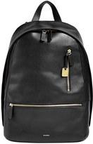 Skagen Men's 'Kroyer 2.0' Leather Backpack - Black