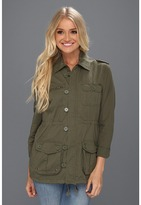 Billabong Tight Rope Jacket (Olive) - Apparel