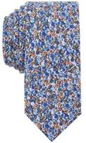 Bar III Men's Dandy Floral Skinny Tie, Created for Macy's