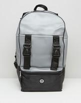 Hype Black Traveller Backpack